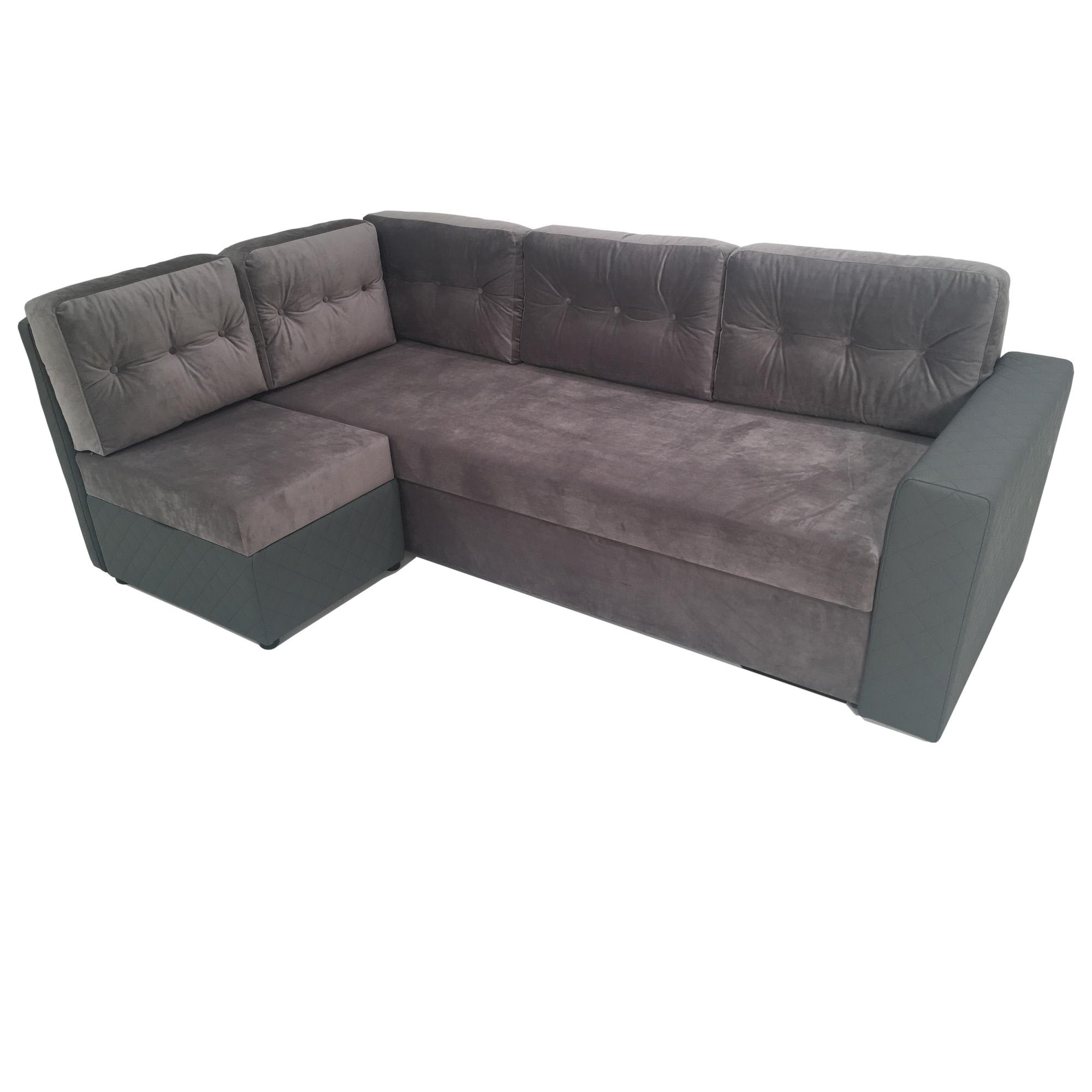 Amelija sofa-lova su pufu